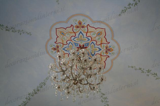 Decorazioni d 39 interni decorazioni centrali - Decorazioni d interni ...