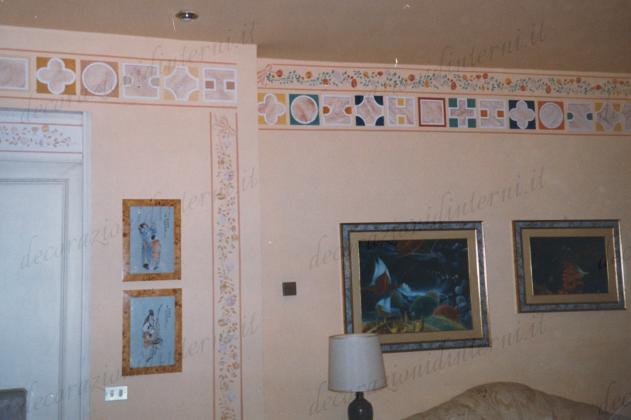 Decorazioni d 39 interni frise - Decorazioni d interni ...