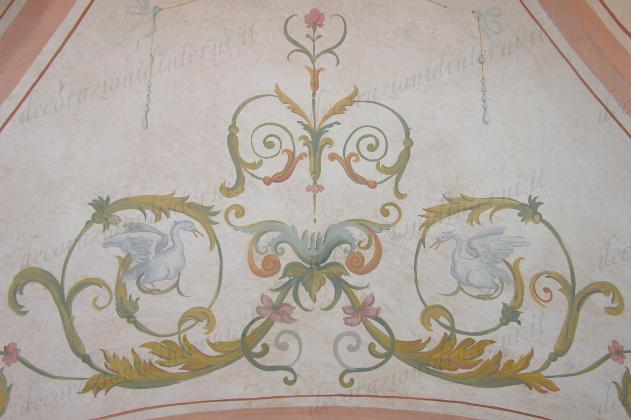 Decorazioni d 39 interni grottesche - Decorazioni grottesche ...