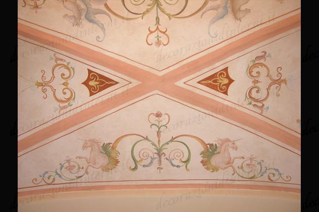Decorazioni d 39 interni grottesche - Decorazioni d interni ...