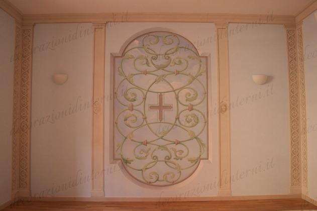Decorazioni d 39 interni arte sacra - Decorazioni d interni ...