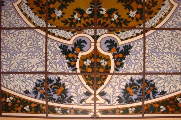 Decorazioni d 39 interni finte vetrate - Decorazioni d interni ...