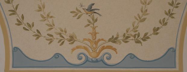 Decorazioni d 39 interni - Decorazioni su pareti ...